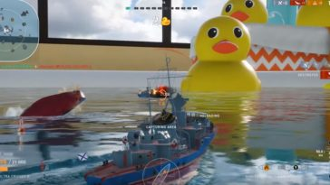 Duck of War - Резиновые утки в World of Warships: Legends
